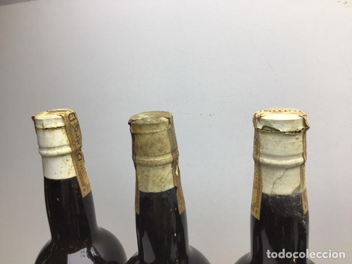 Coleccionismo de vinos y licores: LOTE DE MANZANILLA POCHOLA -DOMECQ - MIRAR FOTOS DE NIVEL - VIÑAS MACHARNUDO - Foto 11 - 276052453