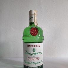 Collezionismo di vini e liquori: BOTELLA TANQUERAY. Lote 276081363