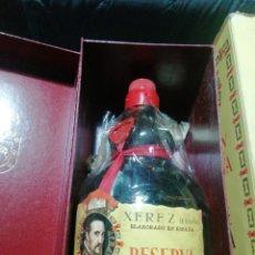 Coleccionismo de vinos y licores: SIN ABRIR!! BRANDY RESERVA GRAN DUQUE DE ALBA D ALBA. EN SU CAJA, ESTUCHE Y PRECINTO. Lote 276359608