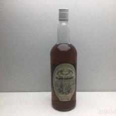 Colecionismo de vinhos e licores: ANTIGUA BOTELLA DE WHISKY GLEN GRANT 10 YEARS - HIGHLAND MALTA - 1 LITRO 43º. Lote 276548683