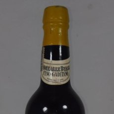 Colecionismo de vinhos e licores: BOTELLA SIN ABRIR , FINO GADITANO DE GONZALEZ BYASS - JEREZ. Lote 276560358