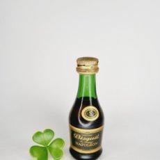 Collezionismo di vini e liquori: BOTELLITA COGNAC BISQUIT NAPOLEON COÑAC 9.8CM VIDRIO BOTELLIN. Lote 278299013