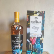 Collection of wines and liquors: MACALLAN CONCEPT Nº 3. Lote 283460063