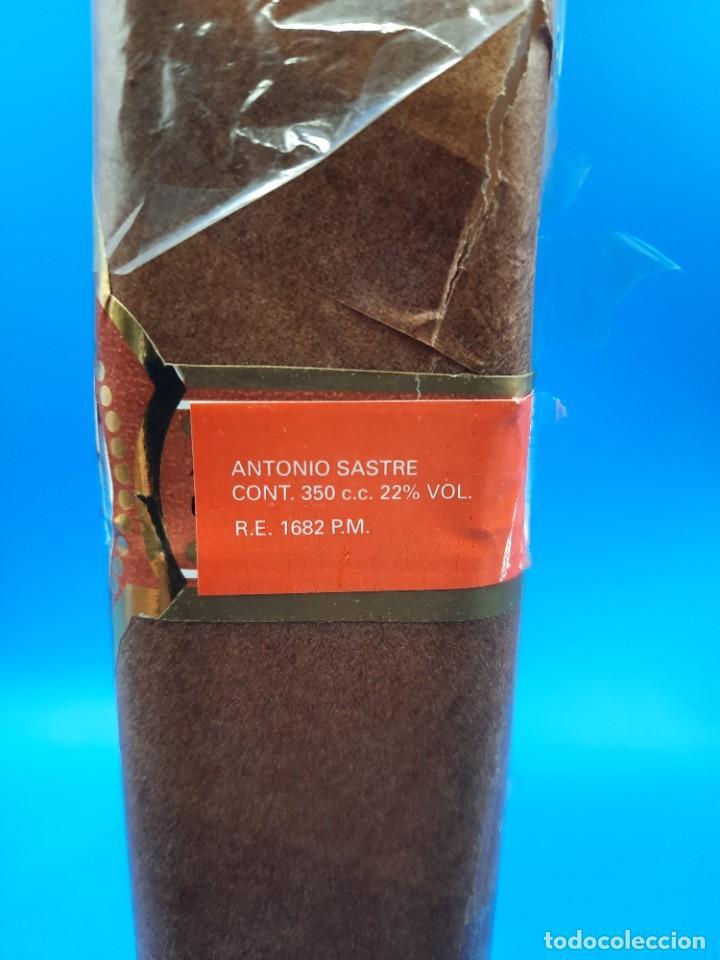 Coleccionismo de vinos y licores: Exclusivo Brandy cuevas del drach mallorca - Foto 5 - 285373843