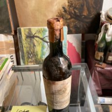 Coleccionismo de vinos y licores: MAGNIFICA BOTELLA DE VINO FRANCÉS GRAN CRU CLASSE 1922, NIVELES MUY BUENOS. Lote 285675098