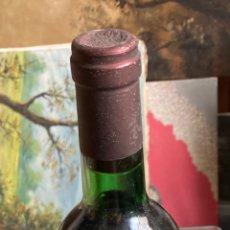 Coleccionismo de vinos y licores: MAGNIFICA BOTELLA DE VINO FRANCÉS CHATEAU FERRIERE MARGAUX 1975, MUY BUEN NIVEL. Lote 287096318