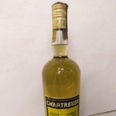 Coleccionismo de vinos y licores: BOTELLA LICOR CHARTREUSE. TARRAGONA. SIN ABRIR. LIQUEUR FABRIQUÉE A LA GDE CHARTREUSE. SAE. 40º.. Lote 287437763