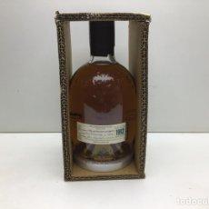 Coleccionismo de vinos y licores: BOTELLA DE WHISKY GLENROTHES 1992 - EMBOTELLADA EN 2004 - CAJA ORIGINAL. Lote 287688173
