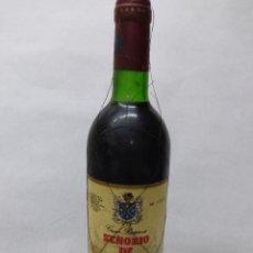 Coleccionismo de vinos y licores: BOTELLA DE VINO TINTO GRAN RESERVA SEÑORIO DE SARRIA 1982.NAVARRA.PUENTE LA REINA. Lote 287774953