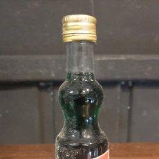 Coleccionismo de vinos y licores: MINIATURA DE LICOR DE MENTA PIPERMINT. Lote 287822073