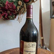 Coleccionismo de vinos y licores: BOTELLA VINO RIOJA COMPORTILLO CRIANZA 1998. Lote 289219638