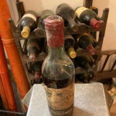 Coleccionismo de vinos y licores: BOTELLA DE VINO ANTIGUA VIÑA TONDONIA 6 AÑO, NIVELES BAJOS. Lote 289448833