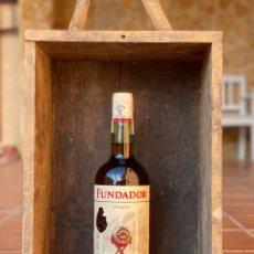 Coleccionismo de vinos y licores: BRANDY FUNDADOR. Lote 292246538
