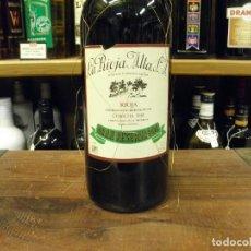 Coleccionismo de vinos y licores: RIOJA ALTA 904 MAGNUM GRAN RESERVA 1981 / 1.5 L.. Lote 294989858