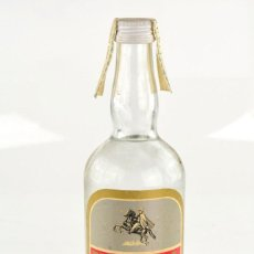 Coleccionismo de vinos y licores: VODKA GIRÓ - BOTELLA 1970'S PRECINTADA 29 CM ALTURA. Lote 295039378