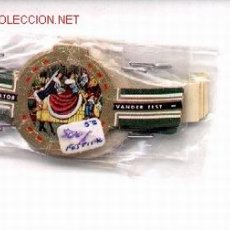Vitolas de colección: 14-285. VITOLS MERCATOR FESTIVAL 5ª SERIE. Lote 2533309