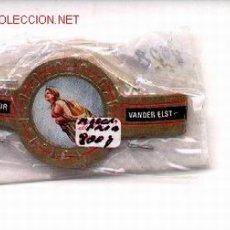 Vitolas de colección: 14-287. VITOLAS MERCATOR. MASCARONES DE PROA. Lote 6311865
