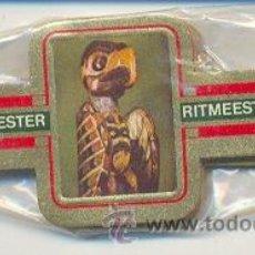Vitolas de colección: 14-765. VITOLAS RITMEESTER. MUSEO BRITANICO. Lote 9284432