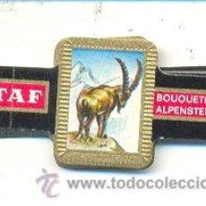 Vitolas de colección: 14-770. VITOLAS TAF. FAUNA.. Lote 9370849