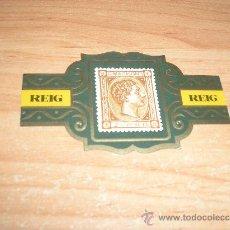 Vitolas de colección: VITOLA CON IMAGEN DE SELLO. Lote 10039548