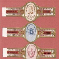 Vitolas de colección: 1989-90 CONCURSO VITOLFÍLICO INTERNACIONAL. Lote 10064328