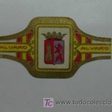 Vitolas de colección: VITOLA. ALVARO. SERIE ESCUDOS PROVINCIAS DE ESPAÑA, CÁCERES. . Lote 12883045