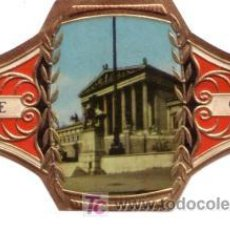 Vitolas de colección: CAPOTE VITOLA 24 MARAVILLAS MUNDIALES LA OPERA DE VIENA Nº 17. Lote 13743883