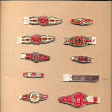 Vitolas de colección: POST 346 - COLECCIÓN DE VITOLAS - LOTE DE VITOLAS DE COLECCIÓN - VITOLAS DE COLECCIÓN. Lote 15205253