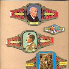 Vitolas de colección: POST 344 - COLLECIÓN DE VITOLAS - LOTE DE VITOLAS - VITOLAS DE COLECCIÓN . BONITAS VITOLAS. Lote 23468056