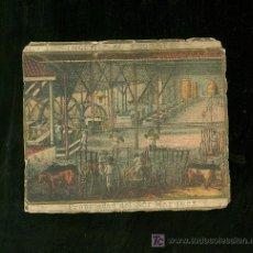 Vitolas de colección: HABILITACION DE TABACO. SIGLO XIX. RARISIMA. . Lote 19650768