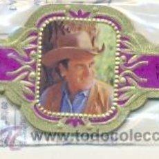 Vitolas de colección: 14-1026. VITOLAS SPANERA. GUSMOKE SERIE TV. 12 VITOLAS FM. LILA. Lote 20063622