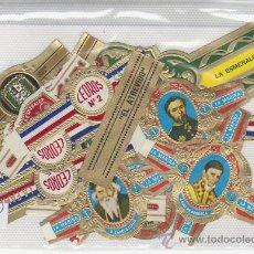 Vitolas de colección: LOTE DE VITOLAS- MAS DE 10 PIEZAS. MIRE MAS EN RASTRILLOPORTOBELLO-COLECCIONISMO EN GENERAL.. Lote 20908226