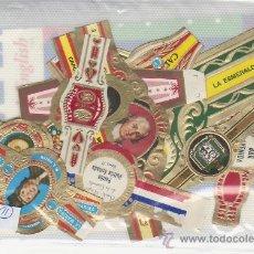 Vitolas de colección: LOTE DE VITOLAS- MAS DE 10 PIEZAS. VEA MAS EN RASTRILLOPORTOBELLO-COLECCIONISMO EN GENERAL.. Lote 20908244