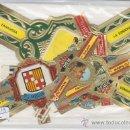 Vitolas de colección: VARIAS VITOLAS- MAS DE 10 PIEZAS. VEA MAS EN RASTRILLOPORTOBELLO-COLECCIONISMO EN GENERAL.. Lote 20908261