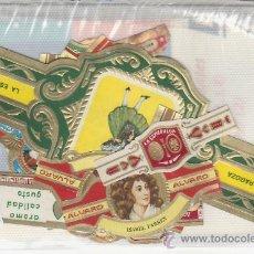 Vitolas de colección: LOTE DE VARIAS VITOLAS- VEA MAS EN RASTRILLOPORTOBELLO-COLECCIONISMO EN GENERAL.. Lote 20908270