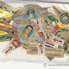 Vitolas de colección: LOTE DE VARIAS VITOLAS- VEA MAS EN RASTRILLOPORTOBELLO-COLECCIONISMO EN GENERAL.. Lote 20908277
