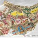 Vitolas de colección: LOTE DE VARIAS VITOLAS- VEA MAS EN RASTRILLOPORTOBELLO-COLECCIONISMO EN GENERAL.. Lote 20908287