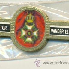 Vitolas de colección: 14-1141. VITOLAS MERCATOR. SERIE MEDALLAS Y CRUCES DE ORDENES, 24 VIT. FP. Lote 21982546
