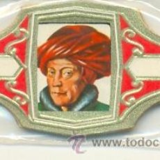 Vitolas de colección: 14-1186. VITOLAS MURILLO. TOCADOS DEL MUNDO. 24 VIT. ROJO, FM. Lote 22237497