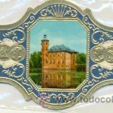 Vitolas de colección: 14-1240. VITOLAS DERK DE VRIES, SERIE 40, 10 VIT. FG. Lote 23868517