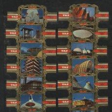 Vitolas de colección: VITOLAS CASA TAP OSAKA 1970. Lote 24551269