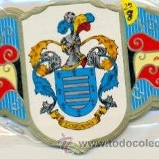 Vitolas de colección: 14-1330. VITOLAS ALVARO. HERALDICA SERIE II. 24 VIT. FG. Lote 25121948