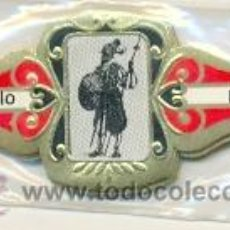 Vitolas de colección: 14-1426. VITOLAS MURILLO. TRAJES MEDIEVALES. 24 VIT. FM. Lote 27047575