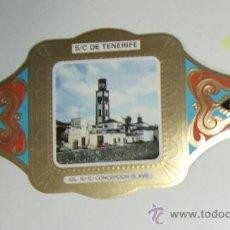 Vitolas de colección: TABACOS EL GUAJIRO SERIE S.C. DE TENERIFE . Lote 28197144