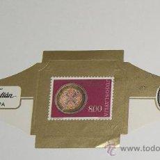 Vitolas de colección: TABACOS DON JULIAN SERIE SELLOS DE EUROPA. Lote 28197179
