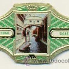 Vitolas de colección: 14-1557. VITOLAS VICTOR HUGO. ITALIA, 12 VIT. FM, VERDE. Lote 29531659