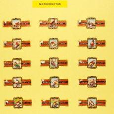 Vitolas de colección: CONJUNTO DE 712 SERIES DE VITOLAS DE BELGICA, QUE SUPONEN UN TOTAL DE 16.208 UNIDADES.. Lote 32484484