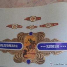 Vitolas de colección: COLECCION DE 700 VITOLAS. Lote 42099349