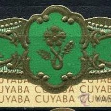 Vitolas de colección: VITOLA FLOR - LITOGRAFIA ALEMANA. Lote 43029772