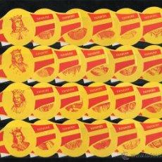 Vitolas de colección: VITOLAS. SERIE CLÁSICA COMPLETA (24 UNID.). TABACOS LA REFORMA. ANTIGUOS REYES DE CASTILLA Y LEÓN. Lote 46683166